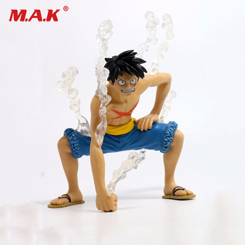 NEW hot 20cm One piece Gear fourth Monkey D Luffy action figure toys Christmas toy PVC Animation toys Model