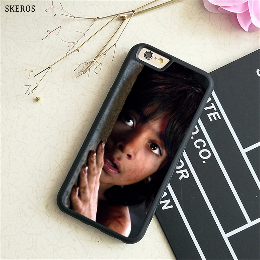 SKEROS The Jungle Book 6 phone case for iphone X 4 4s 5 5s 6 6s 7 8 6 plus 6s plus 7 & 8 plus #B749