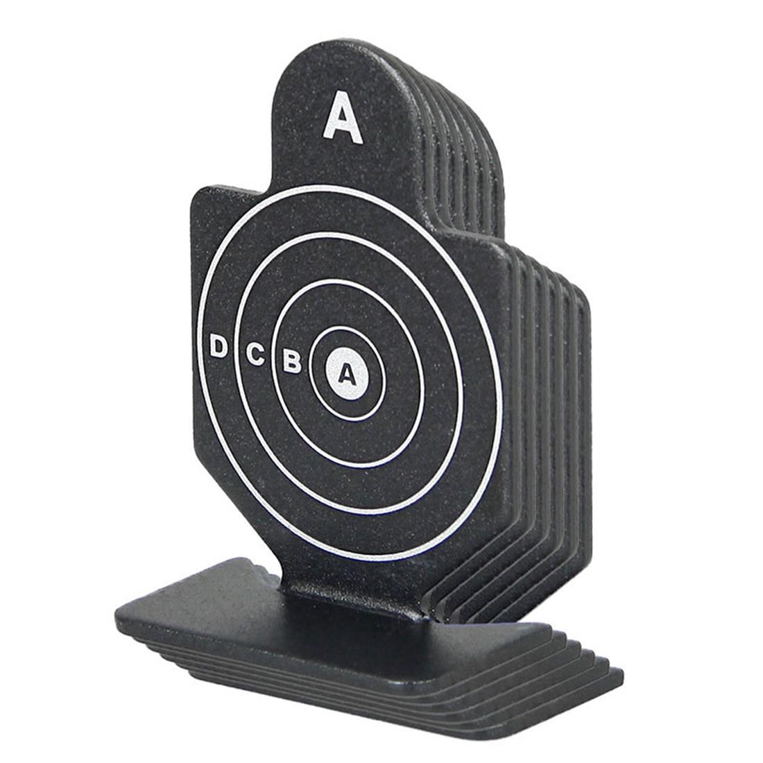 Mini Metal Airsoft Shooting Target Outdoor Hunting Game Target Shooting Training Tools - ...