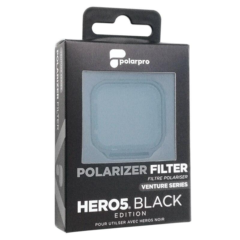 PolarPro Polarizer Filter for GoPro Hero7  / Hero6 / Hero5 Black|Sports Camcorder Cases| |  - title=