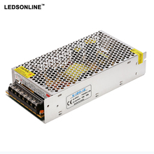 LED Power Supply12V 24W 60W 120W 360W Aluminum LED Driver Adapter Switching Power Supply Transformer for LED Strip Light
