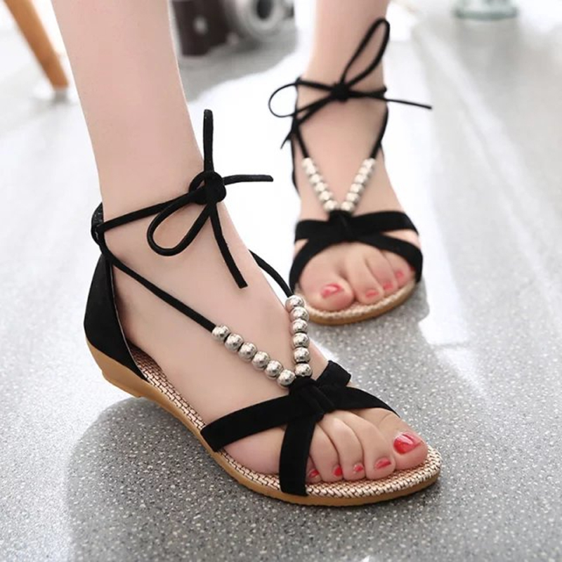 KUIDFAR Women Sandals Summer Women Shoes Casual Shoes Woman Gladiator Sandals With Wedges Footwear phyanic 2017 gladiator sandals gold silver shoes woman summer platform wedges glitters creepers casual women shoes phy3323