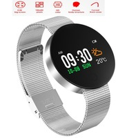 007PRO Smart Watch Bracelet 0 96 Inch Colorful TFT Bluetooth 4 0 Heart Rate 007 Pro