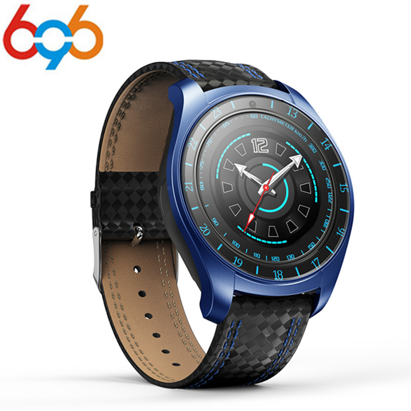 696 <font><b>V10</b></font> Smart Watch Android Pedometer Heart Rate Tracker Lighting Sport Men <font><b>Smartwatch</b></font> for IOS Andriod Phone Camera Watch image