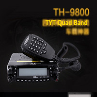 Ham Radio Base Station TYT TH9800 Quad Band Hf Amplifier 29 50 144 430MHz