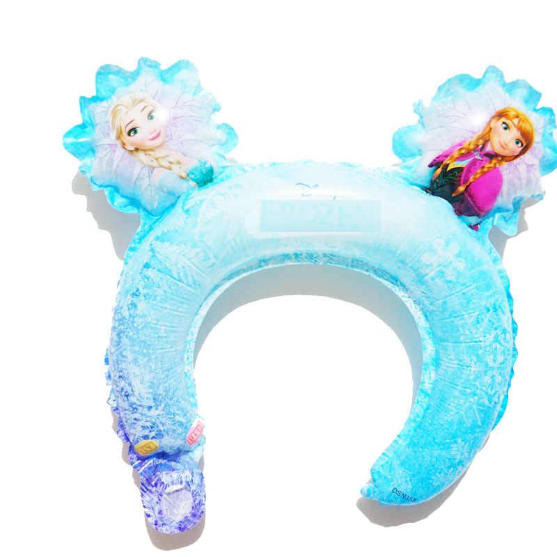 (20 sztuk/partia) księżniczka balony na imprezę w nowym stylu pałąk z balonów foliowych kid zabawka na prezent dla dziecka dla elsa urodziny balony do dekoracji