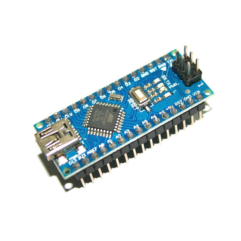 Nano Mini USB Con il bootloader compatibile Nano 3.0 controller per arduino CH340 driver USB 16 Mhz Nano v3.0 ATMEGA328P