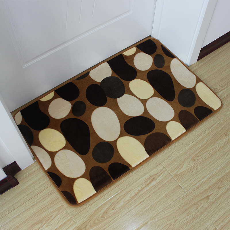 40*60cm Bath Mat Stone Foot Massage Waterproof Non Slip