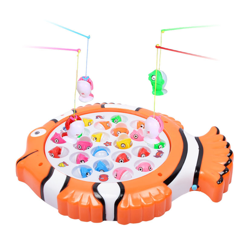 Plastic-Electric-Rotating-Magnet-Fishing-Game-Kid-Children-Educational-Toy-Puzzle-Toy-Electric-Music-Plate-Game-P25-1