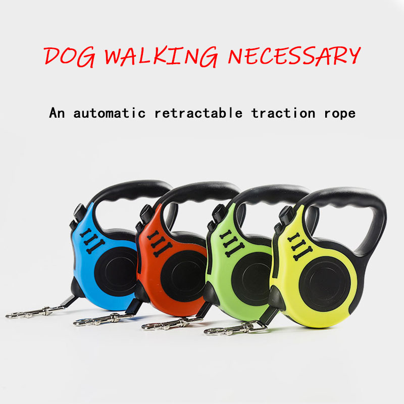 Automatic Pet Dog Leashes Retractable Harness Puppy Walking Running Leads For Chihuahua Yorkies Pet Cat Supplies thumbnail
