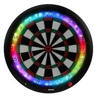 GRANDARTS Gran доски Интернет войны вытачки с Bluetooth и само светодиодный лампы мягкий dart