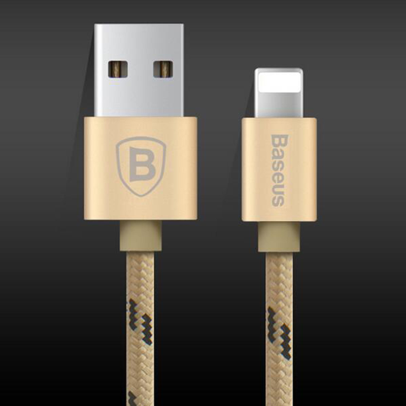 Baseus 1.0M 1.5M Nylon Braided Fast Datas