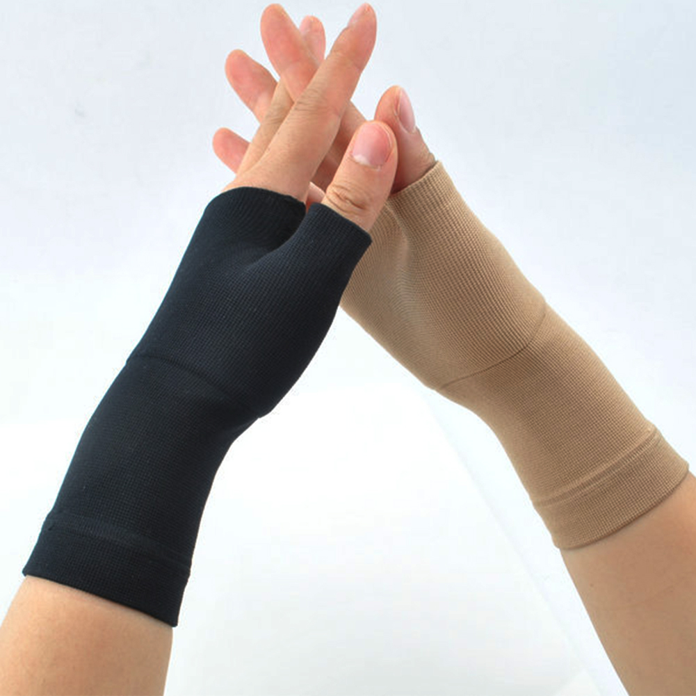 Image 3 - 2PCS Gloves Compression Sleeve Medical Wrist Support Muscles 