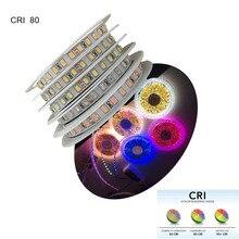 5630 LED Strip Light 480 LEDs/5 Meters DC 12V/24V High Lumen Waterproof IP20 IP65  SMD 5630 LED Diode Ribbon Tape Light светодиодная лента csj 5 coll smd 5630 csj 5630