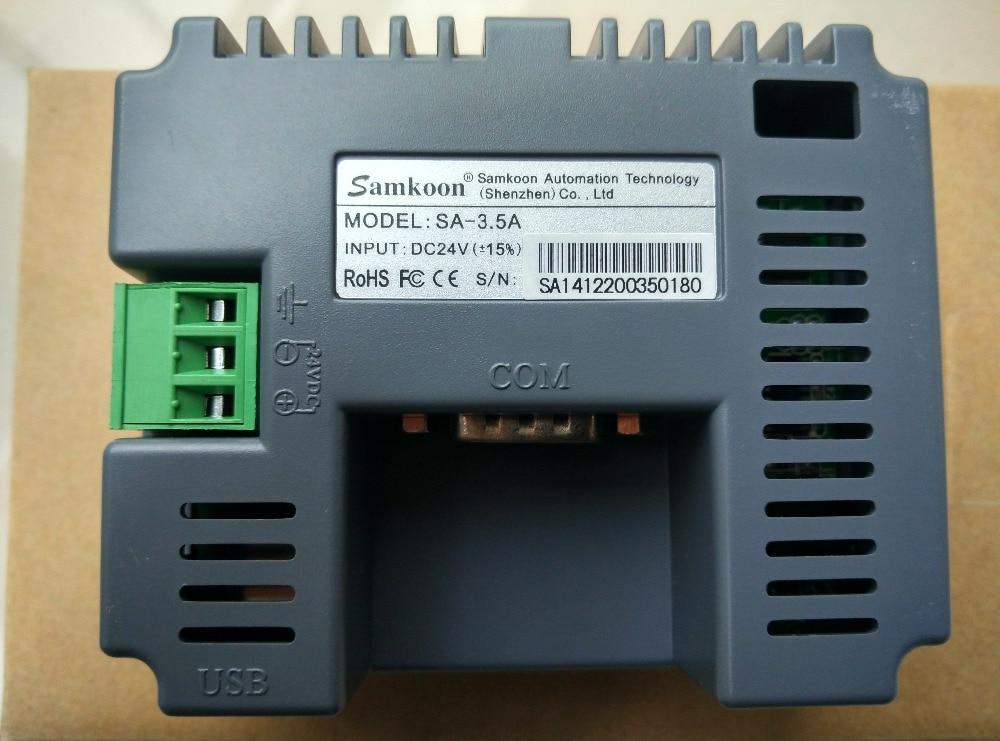 ФОТО SA-3.5A Samkoon HMI Touch Screen 3.5-inch 320*240 new in box