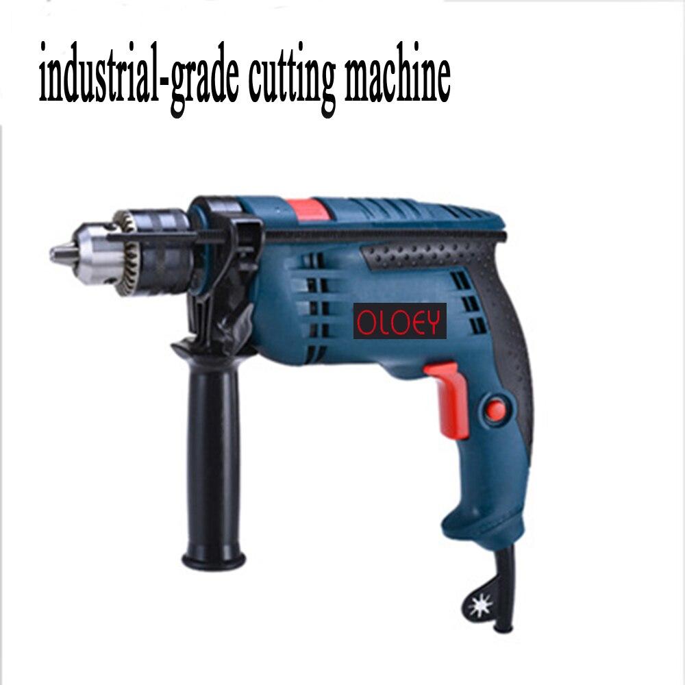 Electric impact drill industrial grade impact drill multi purpose grade high power light impact drill concrete