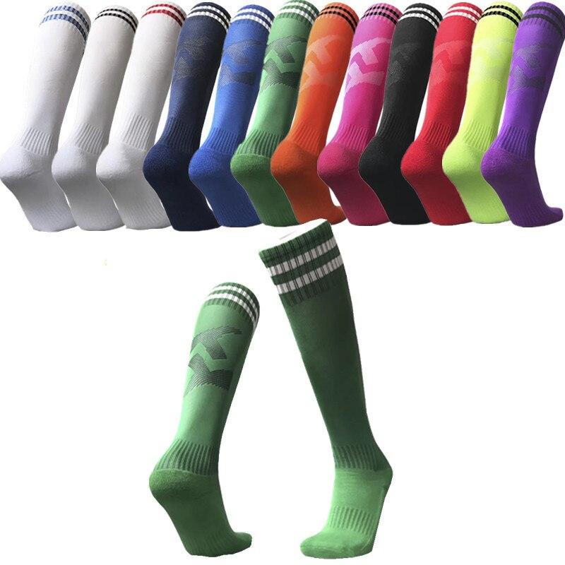 Athletic Men Football Soccer Basketball Socks Kids Compression Sports Support Outdoor Socks New Exercise Socks Og-02