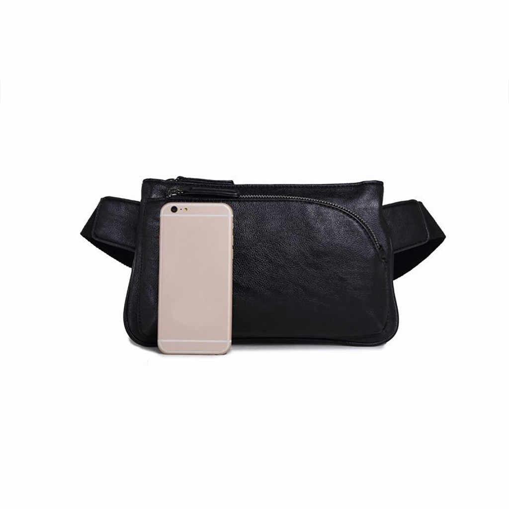 Kasual Baru Musim Panas Tas Pria Liar Kecil Messenger Bag Fashion Satu Bahu Plaid Mini Multifungsi Tas Dada