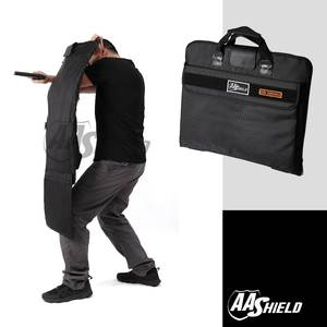 Briefcase Aa-Shield Iiia-Plate Nij-Level Body-Armor Ballistic Bulletproof Insert-Portfolio