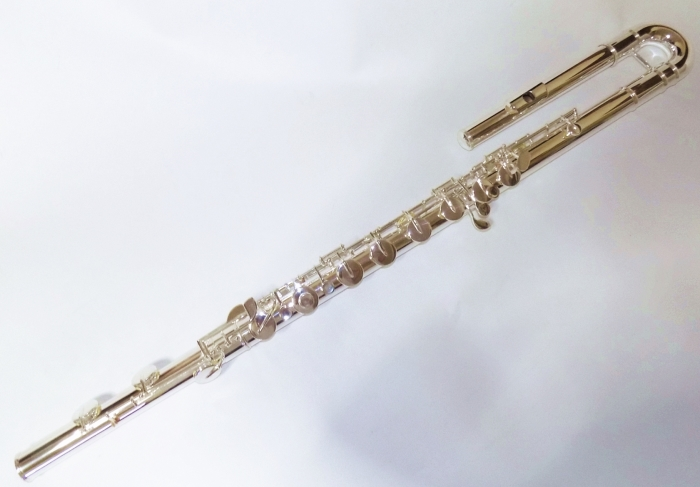 C tone Bass Flute 14 Holes Cupronickel Body Off set G key with Foambody case Woodwind Musical instruments new bassoon c tone great material than maple case bass oboe