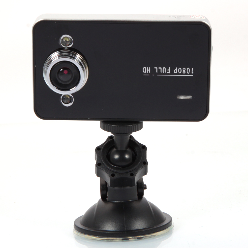 Pole-Light Car-Accessories Wide-Angle-Lens Night-Vision K6000 2 With Black Rotating-Barber