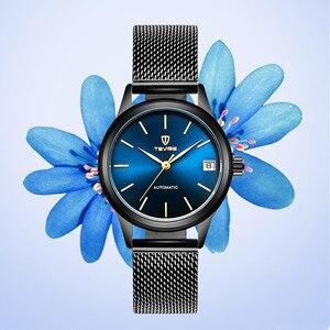 Image 2 - Luxury ยี่ห้อ TEVISE ผู้หญิงนาฬิกาสร้อยข้อมือนาฬิกาผู้หญิงกันน้ำกันน้ำนาฬิกาข้อมือนาฬิกาสำหรับสตรี