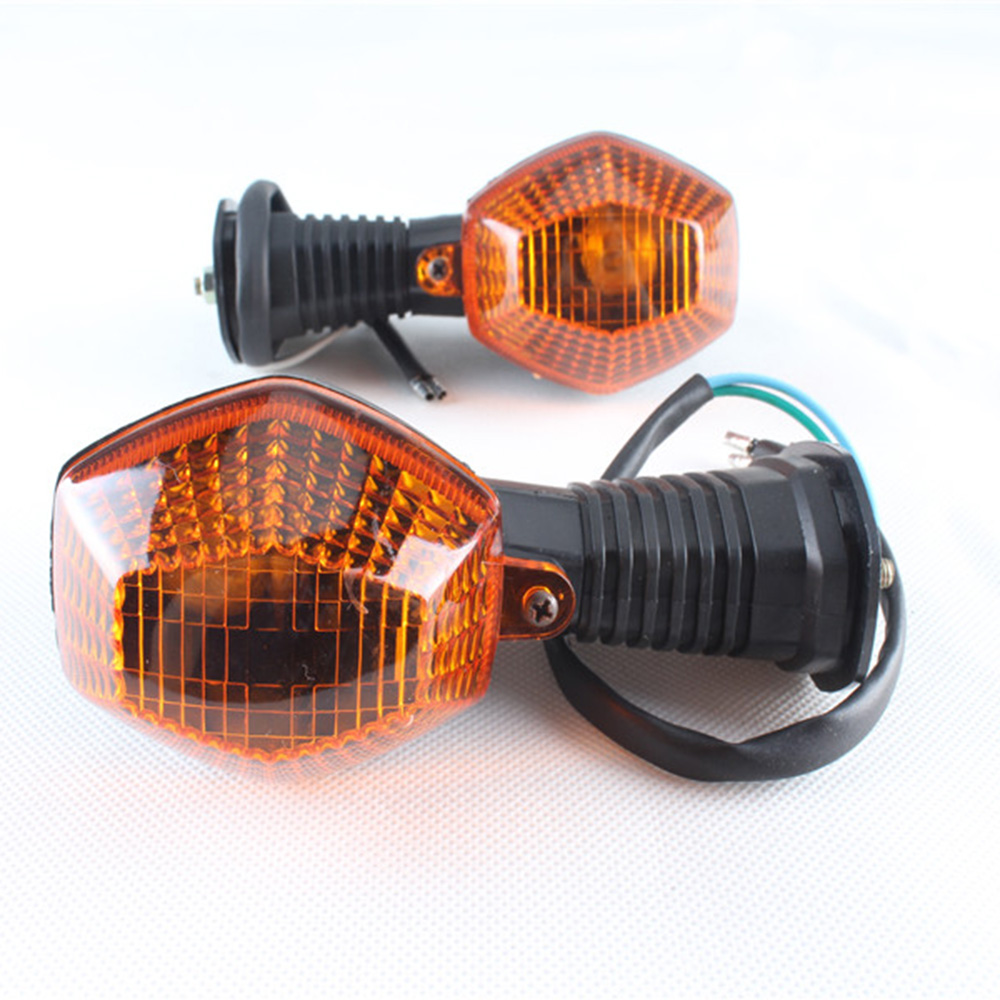 Motorcycle Front Turn Signal Light For SUZUKI GSX-R750 /R600 Bandit(GSF1200) 01-05 GSX-R1000 01-04 SV1000/S 03-07 Bandit(GSF600)