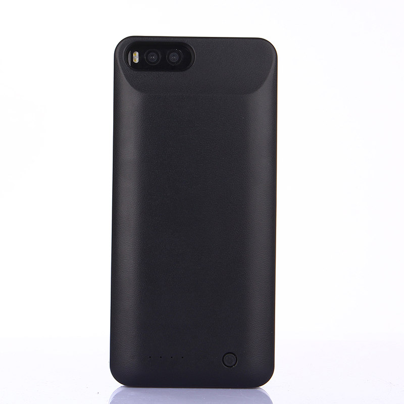 <font><b>6000mAh</b></font> Battery Case For <font><b>Xiaomi</b></font> Mi Note 3 Battery Charger <font><b>Power</b></font> Cases External <font><b>Power</b></font> <font><b>Bank</b></font> Charging Back Cover Capa image