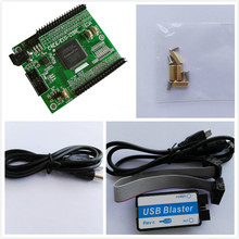 Placa fpga altera EP4CE10 altera fpga placa de desenvolvimento fpga board + USB Blaster fpga kit kit kit altera cyclone IV