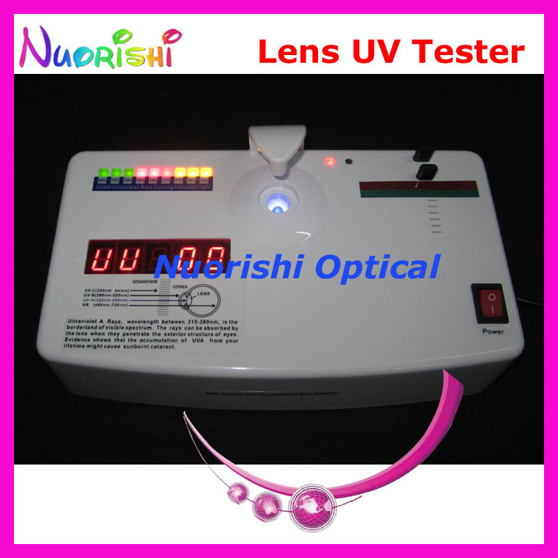 Y8182 Optical Lens Anti UV Ultraviolet Ray Tester Detector Measurer lowest shipping costs