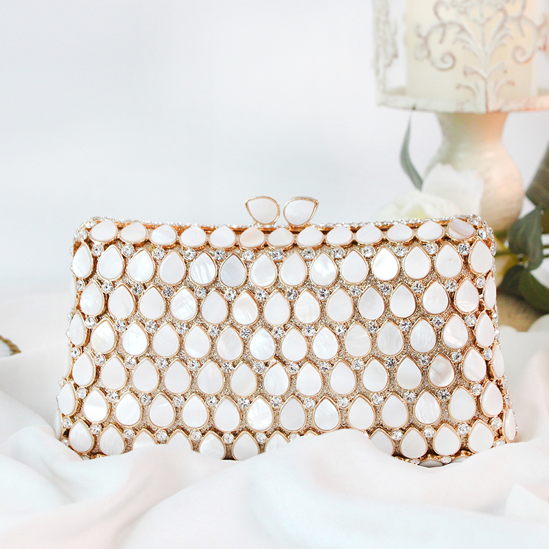 Day Clutches Women Bags 2018 new shell bag women s dinner chain small square fashion Messenger