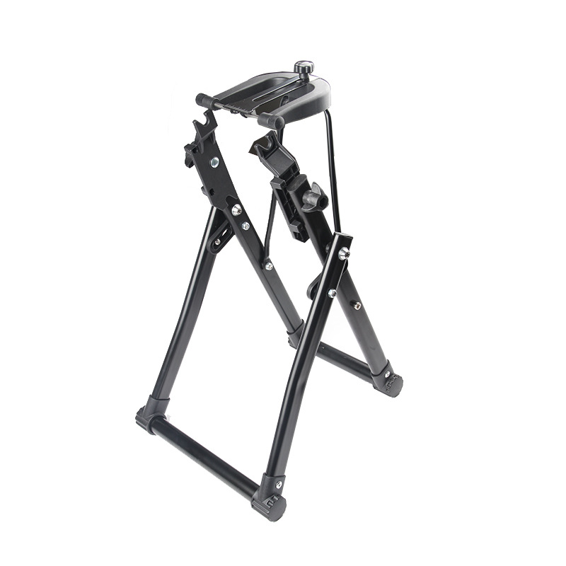 SEWS Bicycle Wheel Bicycle Wheel Truing Stand Maintenance Mechanic At Home Truing Stand Support Bicyle Repair Tool 36 x 28 x 4-in Bicycle Repair Tools from Sports & Entertainment    1