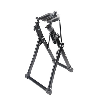 SEWS-Bicycle Wheel Bicycle Wheel Truing Stand Maintenance Mechanic At Home Truing Stand Support Bicyle Repair Tool 36 x 28 x 4