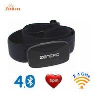 Heart Rate Monitor Bluetooth 4 0 Smart Chest Strap Belt Heart Pulse Sensor Cardio Monitor Runtastic