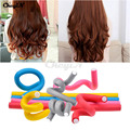 10 Pcs Soft Foam Hair Roller Plastic Hair Curlers Curling Flexi Rods Bendy Hair Sticks Styling In Sleep HS18Q-S3940