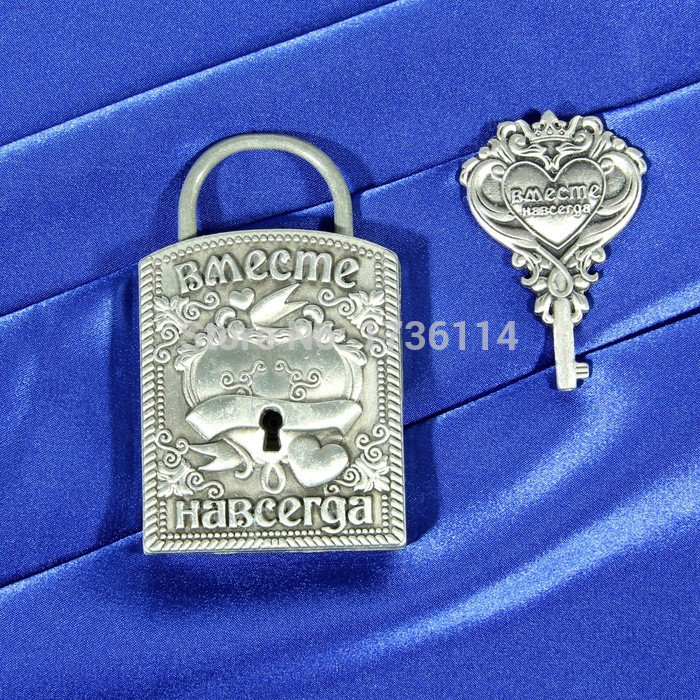 Wedding Gift Box With Lock : Unique Gift box. lock. Russia purse lock. gift crafts. wedding ...