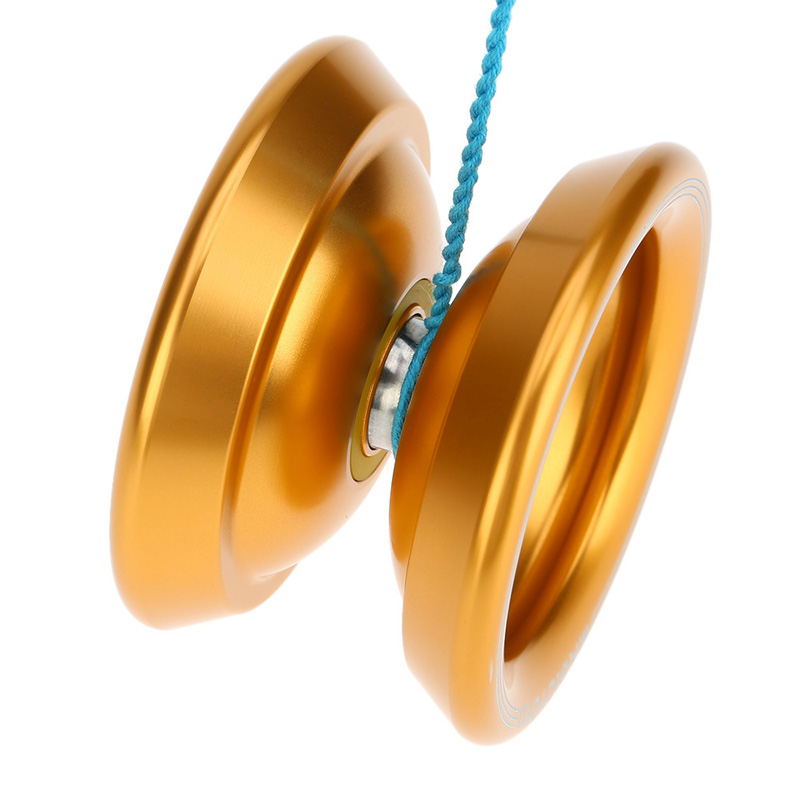 Toys & Hobbies Loyal Yoyo Professional Magic High Quality Yoyo T5/t8/n8 Aluminum Alloy Metal Yoyo Professional 8 Ball Kk Bearing With String Kids Toy Ideal Gift For All Occasions