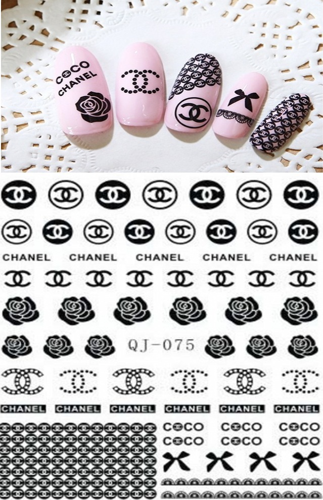 chanel logo stickers iqa23 - agneswamu