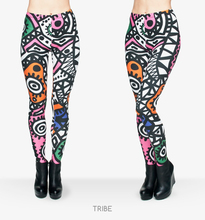 Hot Sale 3D Print Tribal Faith Women Leggings Knitted Jeggings Causal Sexy Leggins Tayt Fitness Legging Calzas Mujer Legins Girl