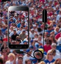 waterproof 1080p mini usb surveillance head camera for android smartphone