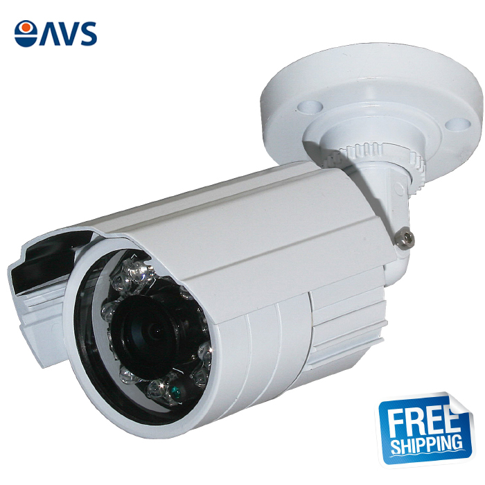 Top 10 Cheap  Factory/Home CMOS 1000TVL Security Outside Waterproof CCTV  Bullet Camera System top 10 копенгаген