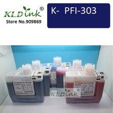 Kldink-PFI-303 PFI303 картридж совместим с ipf815 iPF825 ipf820 ipf810 принтера