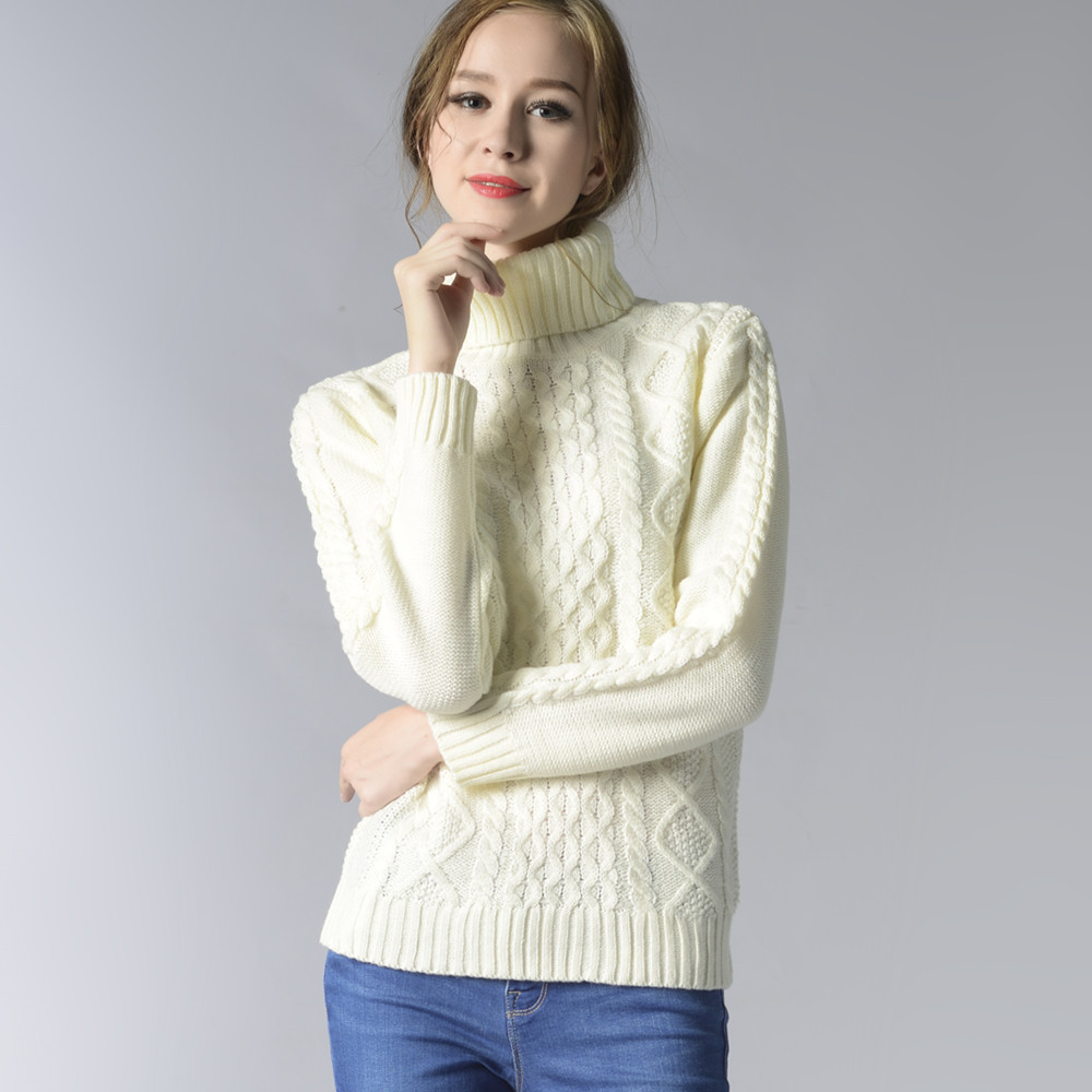 Looks - How to knitted wear: sweaters for women video