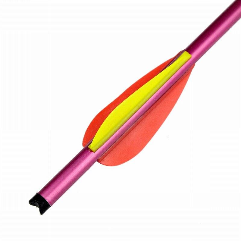 5pcs 15/'/' Aluminium Crossbow Archery Arrowhead Arrow Point For 150 180lb
