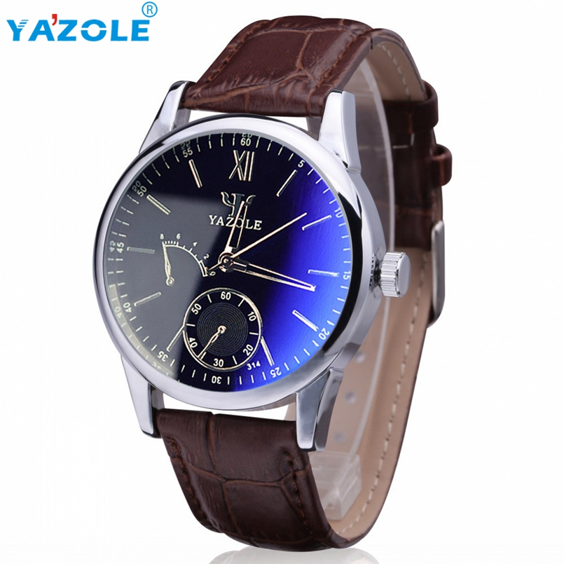 YAZOLE Wrist Watch Men Famous Wristwatch Male Clock Quartz Watch Hodinky Quartz-watch Relogio Masculino s20