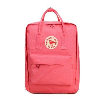 9f8da4d9f6d2 Роскошный Дизайн Известный Рюкзак Водонепроницаемые рюкзаки Mochila  классические для kankening fox школьные сумки