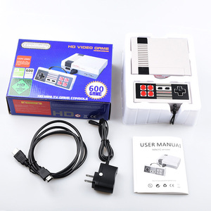 Image 2 - Coolbaby  HDMI/AV output Retro Classic Handheld Game Player TV Video Game Console Childhood Built in 600/500 Games Mini Console