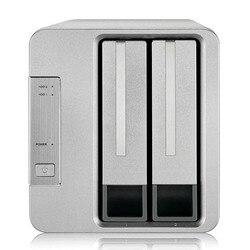 Terramaster DAS 2bay 2,5 /3,5 дюймовый SATA HDD корпус с двумя лотками usb3.1 10 Гбит/с высокоскоростная Функция Raid поддержка до 24 ТБ хранения