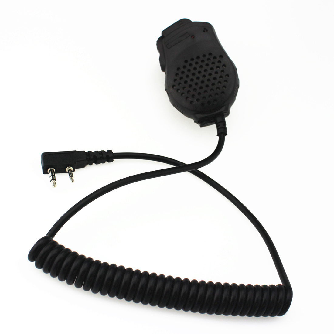 Haut-parleur Mic Microphone Double PTT Pour Baofeng Two Way Radio UV-82-82L uv UV-8D UV-89 UV-82HP Série Portable Radio