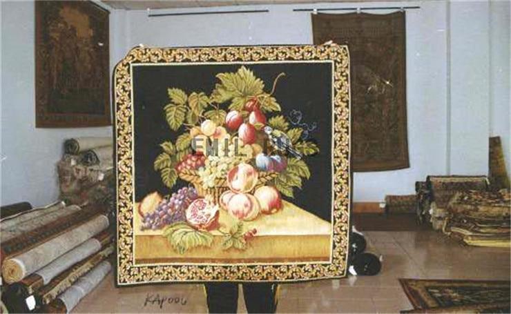 Tapices Pinturas De Venta Gobelin Foto Palacio De Lana Hecha A - Tapices-de-lana
